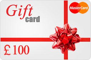 Vpayment | صدور رایگان و آنی مسترکارت هدیه - 100 پوند ، گیفت کارت